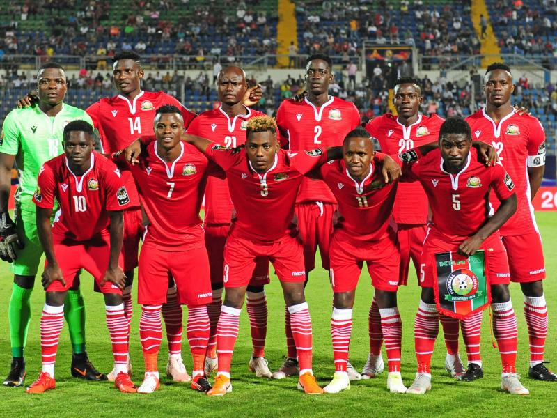 Kenya vs Tanzania East African derby the highlight of Afcon today in